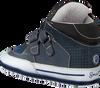 Blaue SHOESME Babyschuhe BP8W012 - small