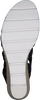 Schwarze GABOR Espadrilles 759.1 - small