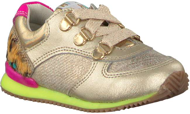 Goldfarbene BUNNIES JR Sneaker RIKKY RUIG  - large