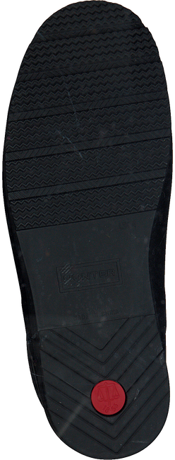 Schwarze HUNTER Gummistiefel PLAY BOOT SHORT - large
