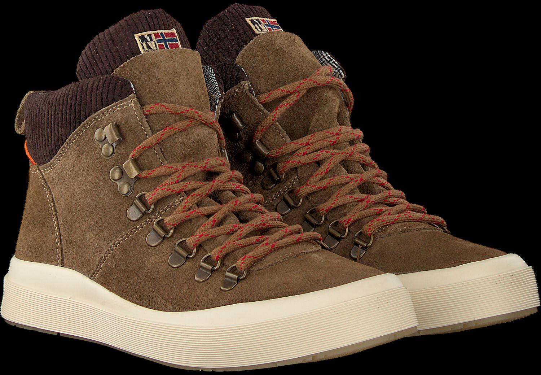 Braune NAPAPIJRI Sneaker MID BLAST | Omoda.at