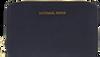 Blaue MICHAEL KORS Portemonnaie LG FLAT MF PHONE CASE - small