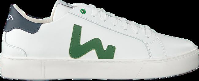 Weiße WOMSH Sneaker low SNIK  - large