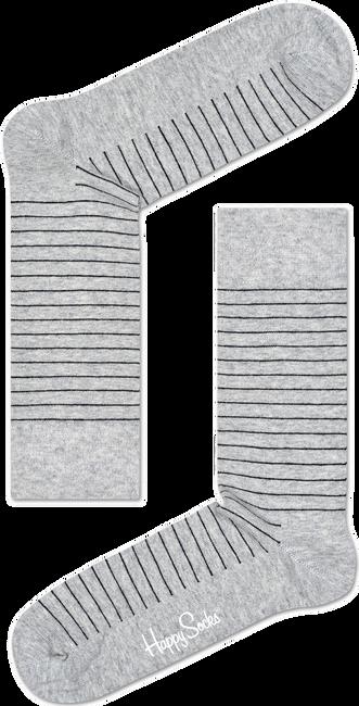 Mehrfarbige/Bunte HAPPY SOCKS Socken THIN STRIPE - large