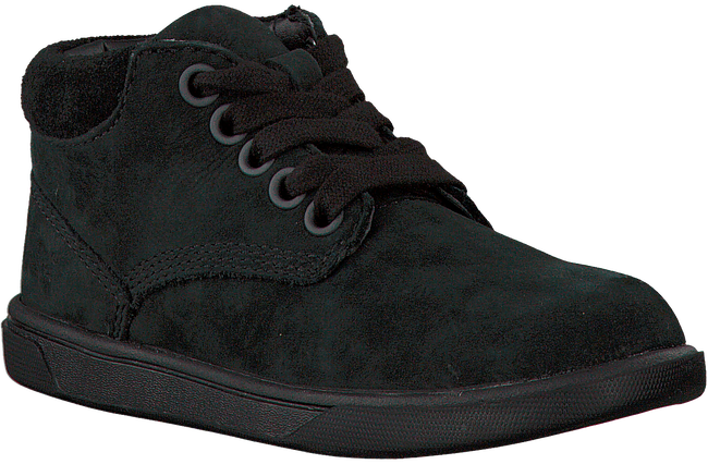 Schwarze TIMBERLAND Ankle Boots GROVETON LEATHER CHUKKA - large
