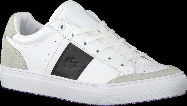 Weiße LACOSTE Sneaker low COURTLINE 319 1  - large