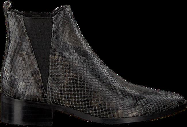 Schwarze DEABUSED Chelsea Boots 7001 - large