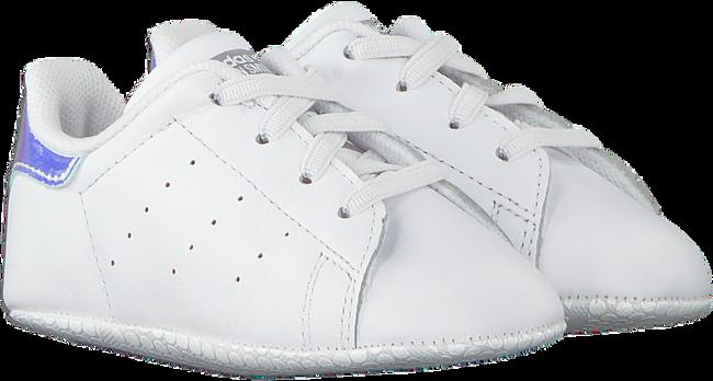 Weiße ADIDAS Babyschuhe STAN SMITH CRIB  - large