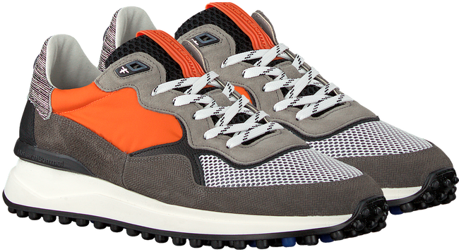 Rote FLORIS VAN BOMMEL Sneaker low 16301  - large
