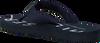 Blaue TOMMY HILFIGER Pantolette FLAT BEACH  - small