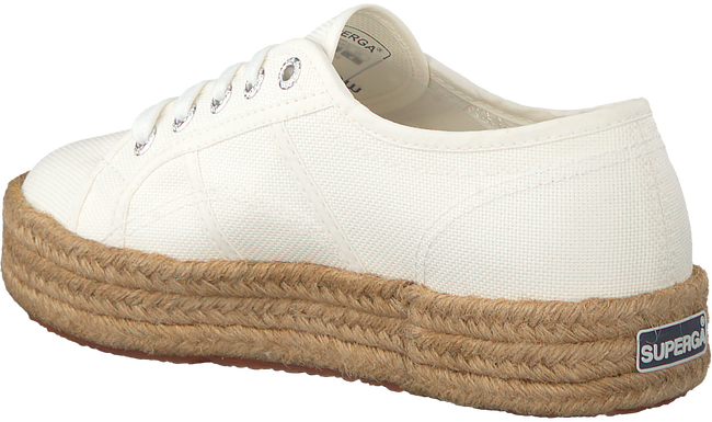 white SUPERGA shoe SUPERGA S00CF20  - large