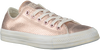 Goldfarbene CONVERSE Sneaker AS METALLIC - small