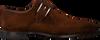 Cognacfarbene MAGNANNI Business Schuhe 19531 - small