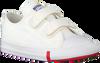 Weiße CONVERSE Sneaker low CHUCK TAYLOR ALL STAR 2V OX KI  - small