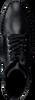 Schwarze OMODA Schnürstiefel R16136 - small
