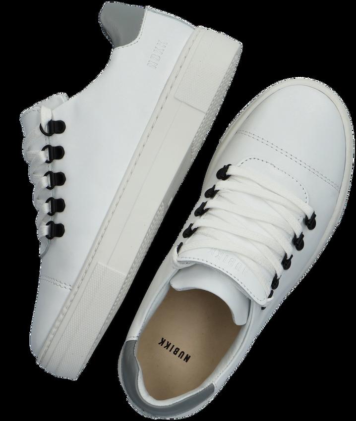 Weiße NUBIKK Sneaker low JAGGER CLASSIC JR  - larger