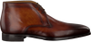 Cognacfarbene MAGNANNI Business Schuhe 20105 - small