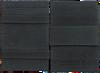 Schwarze GARZINI Portemonnaie CAVARE - small