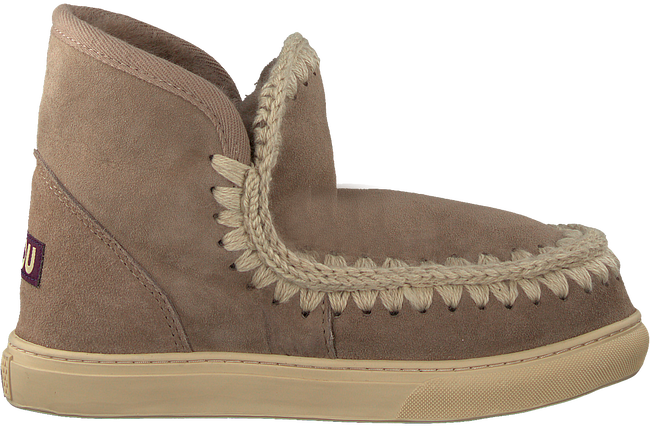 Taupe MOU Ankle Boots FW111000A  - large