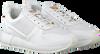 Weiße FRED DE LA BRETONIERE Sneaker low 101010114 FRS0695  - small