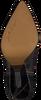 Goldfarbene LOLA CRUZ Stiefeletten 293T16BK  - small