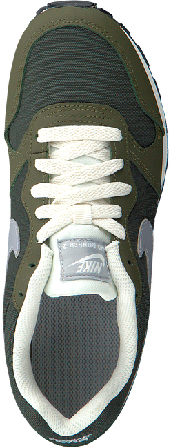 Graue NIKE Sneaker low MD RUNNER 2 (GS)  - large