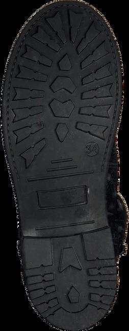 Schwarze BULLBOXER Schnürstiefel AHT503E6C - large
