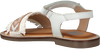 Weiße GIOSEPPO Sandalen BARASAT  - small