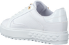 Weiße GUESS Sneaker low FIGGI  - small