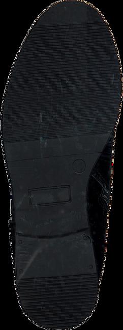 Schwarze OMODA Schnürstiefel 16078 - large