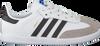 Weiße ADIDAS Sneaker SAMBA OG EL I - small