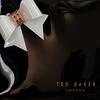 Schwarze TED BAKER Kulturbeutel AUBRIE - small