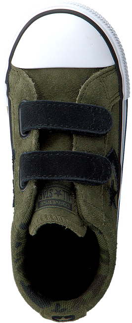 Grüne CONVERSE Sneaker STAR PLAYER EV 2V OX KIDS - large