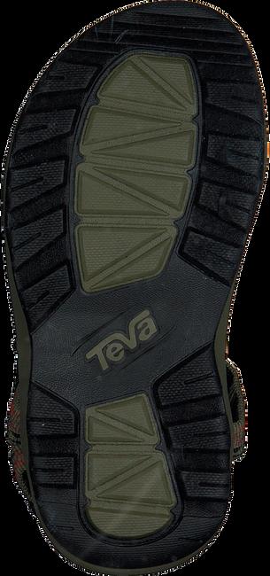 Graue TEVA Sandalen 1019390 T/C/Y HURRICANE XLT 2  - large
