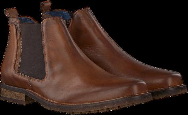 Cognacfarbene OMODA Chelsea Boots 730 - large