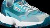 Blaue ADIDAS Sneaker FALCON W  - small