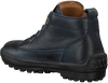 Blaue DEVELAB Ankle Boots 46073 - small