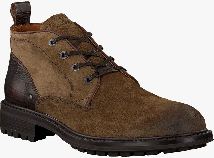 Taupe GROTESQUE Schnürboots TRIPLEX 5  - larger