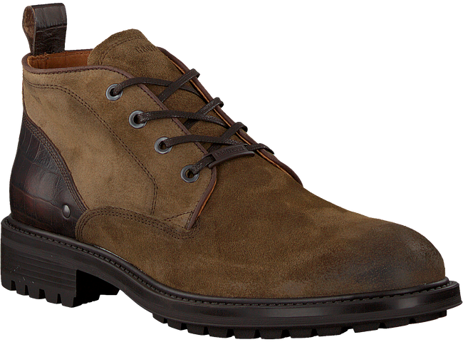 Taupe GROTESQUE Schnürboots TRIPLEX 5  - large