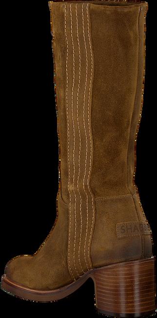 Braune SHABBIES Hohe Stiefel 192020035  - large