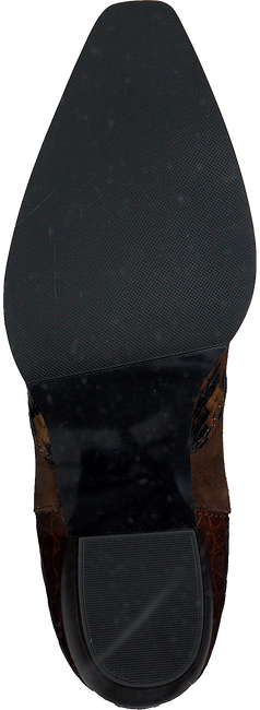 Cognacfarbene MARIPE Cowboystiefel 29009  - large