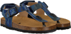 Blaue DEVELAB Sandalen 48179 - small