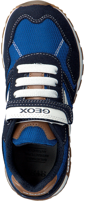 Blue GEOX shoe J7215B  - large