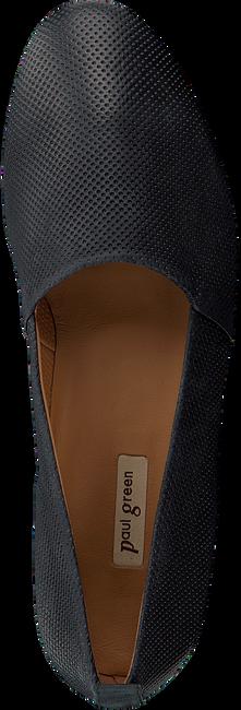 Blaue PAUL GREEN Slipper 4243 - large