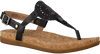 Black UGG shoe AYDEN II  - small