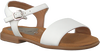 Weiße UNISA Sneaker LIRITA - small