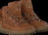 Cognacfarbene BUNNIES JR Sneaker SJIMMIE STOER - small