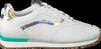 Weiße FLORIS VAN BOMMEL Sneaker low 85279  - medium