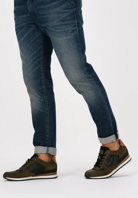 Grüne PME Sneaker low LOCKPLATE  - large