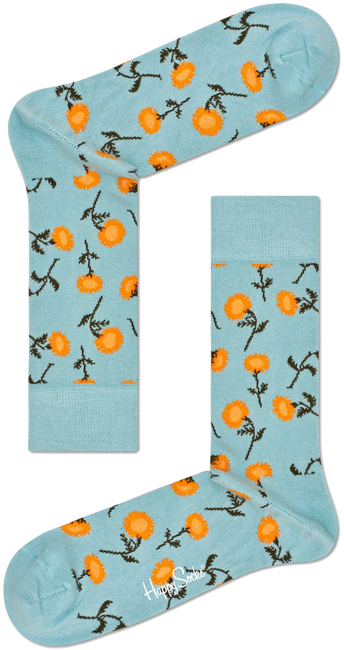 HAPPY SOCKS Socken SUNFLOWER - large